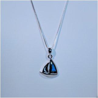 Product thumbnail: Sailboat With Opal