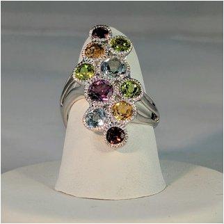Product thumbnail: Multi Stone Ring