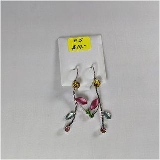 Product thumbnail: #05 Pastel Drop Earrings