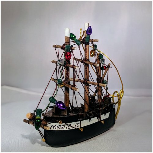 Pirate Ship with Bulbs