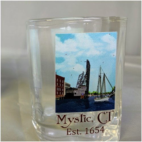 Mystic Drawbridge Shot Glass