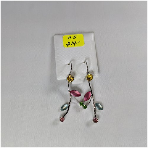 #05 Pastel Drop Earrings