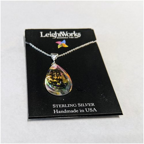 Multicolored LeightWorks Necklace