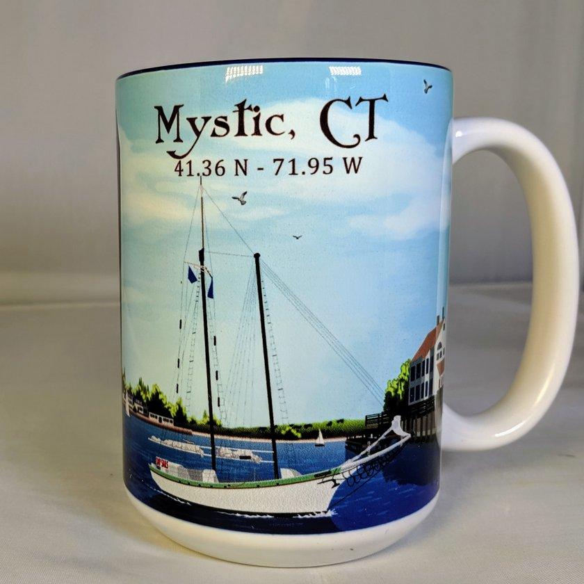 Mystic Drawbridge Mug